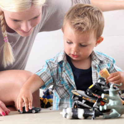 Bring An Element Of Creativity And Entertainment Into The Playtime Of A Kid