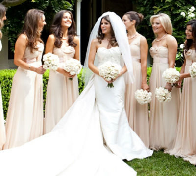 Choosing The Perfect Flower Girl Dress For Your Wedding